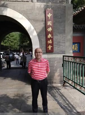 北京行:漫步广济寺